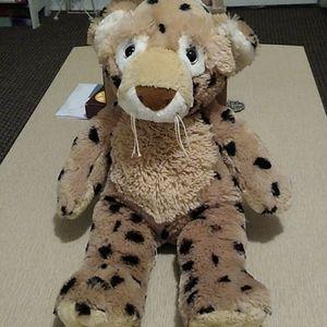 4/$10- Leopard Stuff Animal